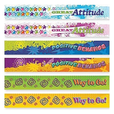 North Star Teacher Resources NS2502 Positive Behavior Arm Charms