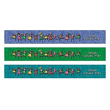 North Star Teacher Resources® Arm Charms, Jesus Loves Me!