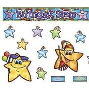 North Star Teacher Resources® Bulletin Board Set, Birthday Stars