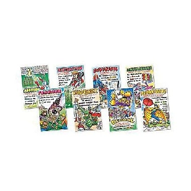 North Star Teacher Resources® Bulletin Board Set, Math Superheros