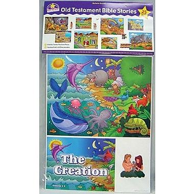 North Star Teacher Resources® Bulletin Board Set, Old Testament Bible Stories