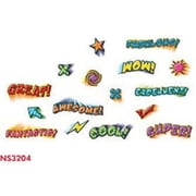 North Star Teacher Resources® pre-school - 12th Grades Bulletin Board Accents, Positive Power
