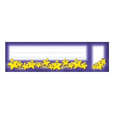 North Star Teacher Resources® Seat and Cubby Sign, Smiley Faces/Stars