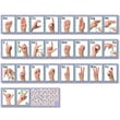 North Star Teacher Resources® Bulletin Board Set, American Sign Language