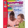 On The Mark Press® Multipliction Facts Book - Tips, Tricks & Strategies, Grades 2nd - 5th