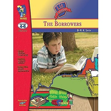 On The Mark Press® Borrowers The Lit Link Book