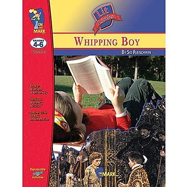 On The Mark Press® Whipping Boy Lit Link Book