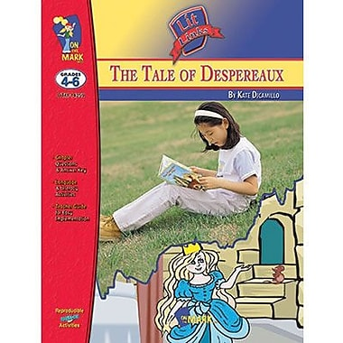 On The Mark Press® The Tale Of Despereaux Lit Link Book