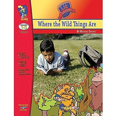 On The Mark Press® Where The Wild Things Are Lit Link Book