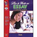 On The Mark Press® How To Write An Essay Book, Grades 7th - 12th