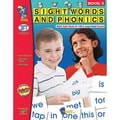 On The Mark Press® Sight words & Phonics Book 2nd
