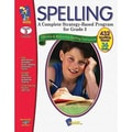 On The Mark Press® Complete Strategy Based Program Spelling Book, Grades 3rd