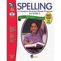On The Mark Press® Complete Strategy Based Program Spelling Book, Grades 5th