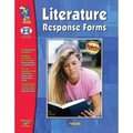 On The Mark Press® Literature Response Forms Book, Grades 4th - 6th