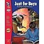 On The Mark Press® Just For Boys Reading