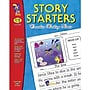 On The Mark Press® Story Starters Book, Grades