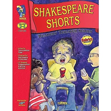 On The Mark Press® Shakespeare Shorts Readers Theater Book