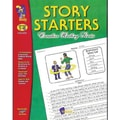 On The Mark Press® Story Starters Book, Grades 1st - 6th