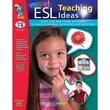 On The Mark Press® More ESL Teaching Ideas Book, Grades 1st - 8th