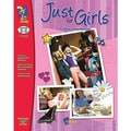 On The Mark Press® Just For Girls Reading Comprehension Book, Grades 6th - 8th