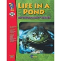 On The Mark Press® Life In A Pond Book