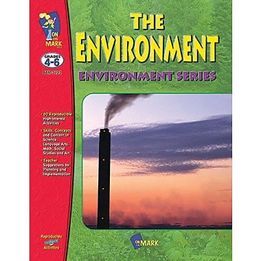 On The Mark Press® The Environment Book
