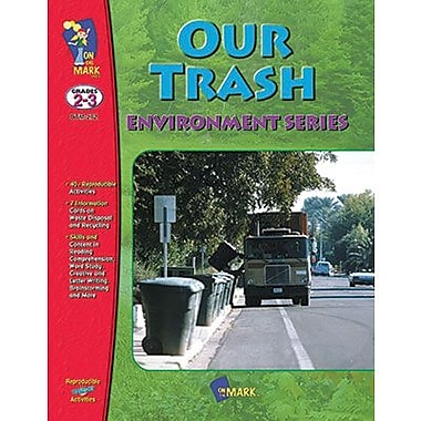 On The Mark Press® Our Trash Book