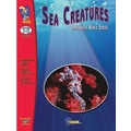On The Mark Press® Sea Creatures Book