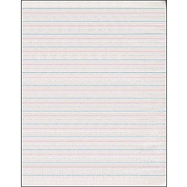 Pacon® 11in. x 8 1/2in. Ruled Newsprint Pad, D-Nealian