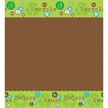 Pacon® Fadeless® Design Paper, Reduce Reuse Recycle, 48in. x 50'