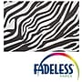 Pacon® Fadeless® Safari Prints™ Roll, Zebra, 48 x