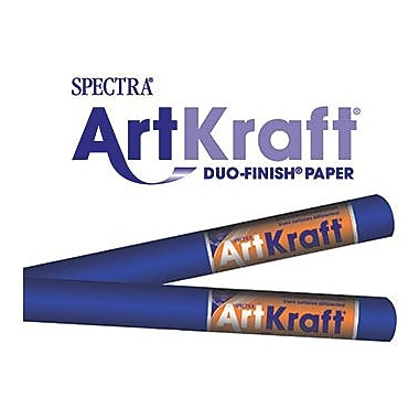 Pacon® Spectra® Art Kraft® Paper Roll, Royal Blue, 48