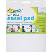 """Pacon GoWrite PACSP2023 20"""" x 23"""" Self-Stick Easel Pads"""