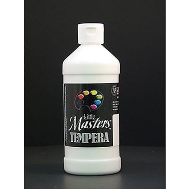 Little Masters® 16 oz. Tempera Paint, White