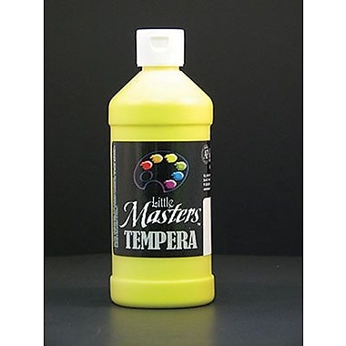Little Masters® 16 oz. Tempera Paint, Yellow