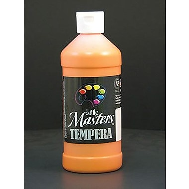 Little Masters® 16 oz. Tempera Paint, Orange