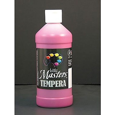 Little Masters® 16 oz. Tempera Paint, Magenta