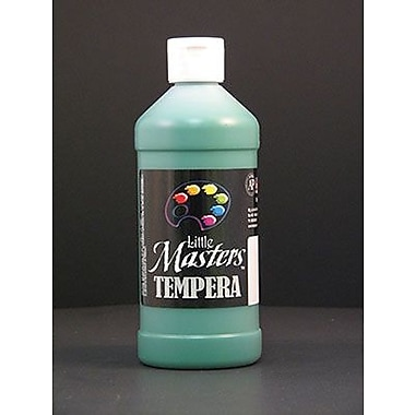 Little Masters® 16 oz. Tempera Paint, Green