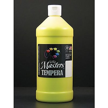 Little Masters® 32 oz. Tempera Paint, Yellow