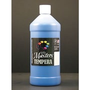 Little Masters Non-toxic 32 oz. Tempera Paint, Blue (203-730)