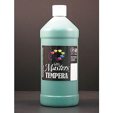 Little Masters® 32 oz. Tempera Paint, Green