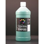Little Masters Non-toxic 32 oz. Tempera Paint, Green (203-745)