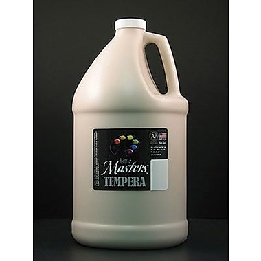 Little Masters Non-toxic 128 oz. Tempera Paint, Peach (RPC204700)