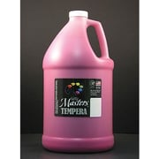 Little Masters Non-toxic 128 oz. Tempera Paint, Magenta (RPC204725)
