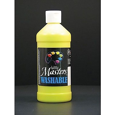 Little Masters® 16 oz. Washable Paint, Yellow