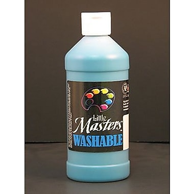 Little Masters® 16 oz. Washable Paint, Turquoise