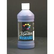 Little Masters Non-toxic 16 oz. Washable Paint, Violet (RPC211740)