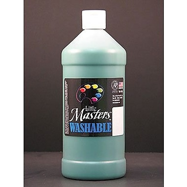 Little Masters® 32 oz. Washable Paint, Green