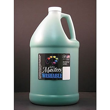 Little Masters® 128 oz. Washable Paint, Green