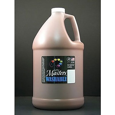 Little Masters® 128 oz. Washable Paint, Brown